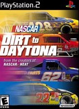 Dirt To Daytona PS2