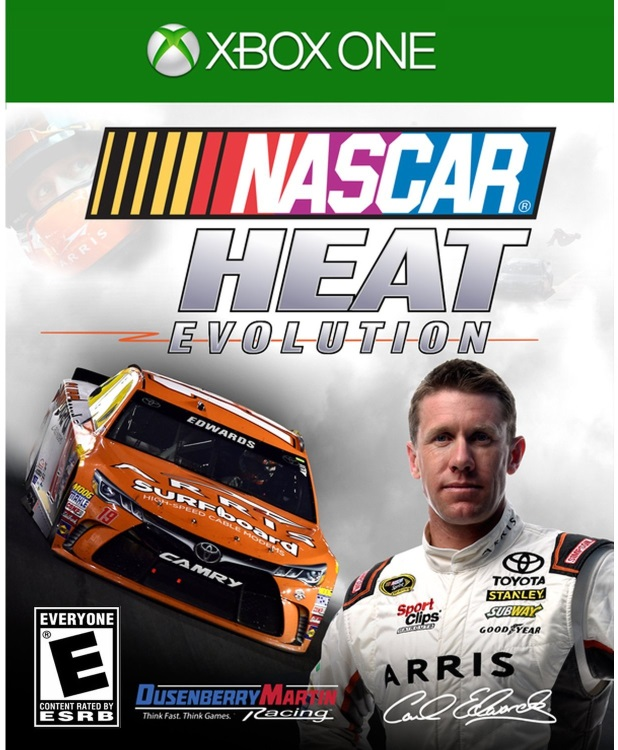 NASCAR Heat Evolution (XB1)